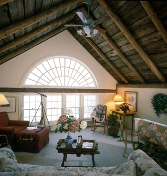 Barn Ceiling Beams