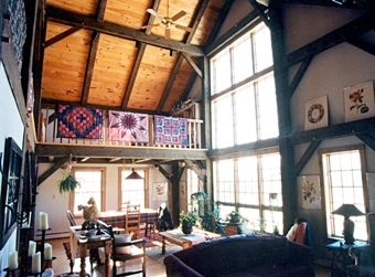 Barn Home Interior