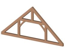 Queen Post Truss