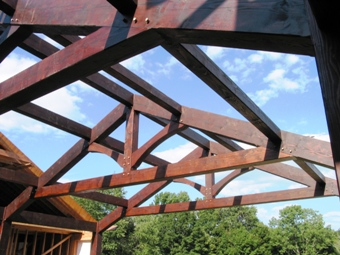 King Post Truss