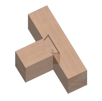 Timber Dovetail