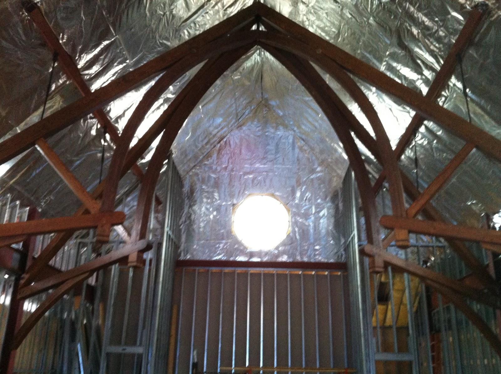 Church-Arched-Beams