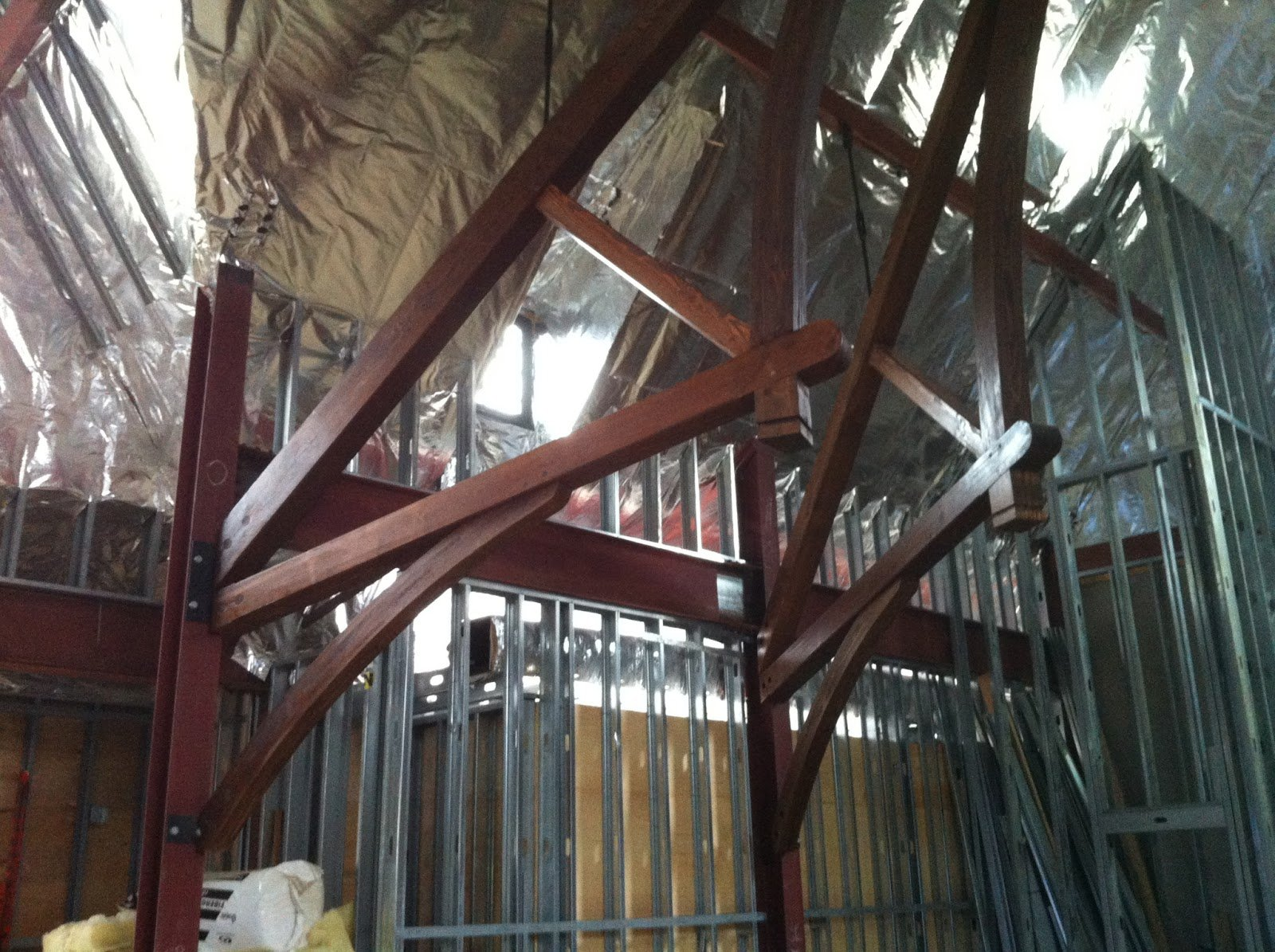 Curved-Timber-Beams