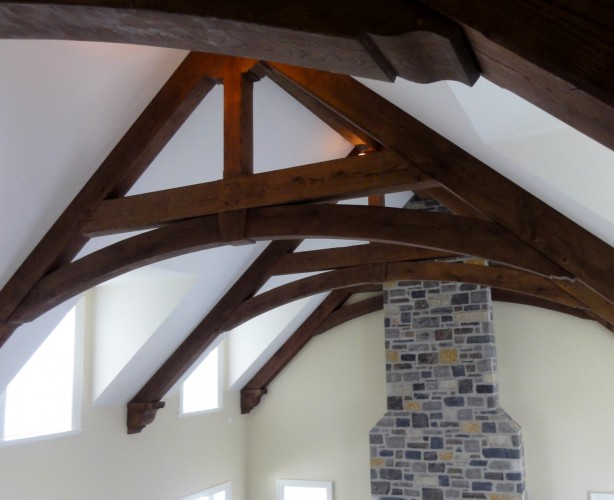 arched-timber-truss