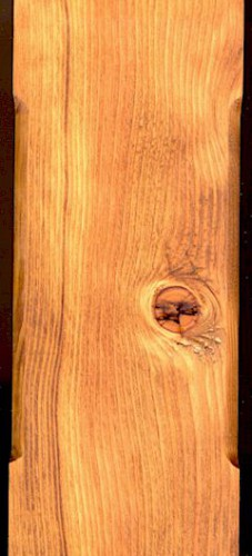 douglas fir with minwax golden oak stain