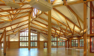 heavy timber construction, heavy timber frame buildings