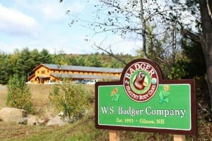 Badger Balm Factory