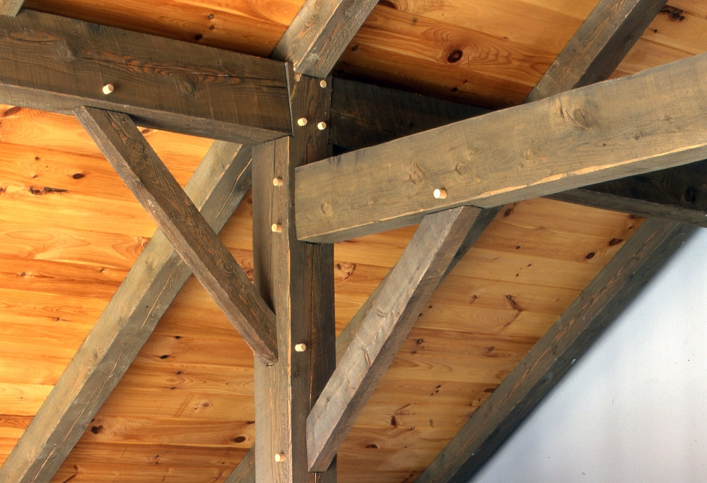 Traditional Post Amp Beam Joinery Handcrafted Timber