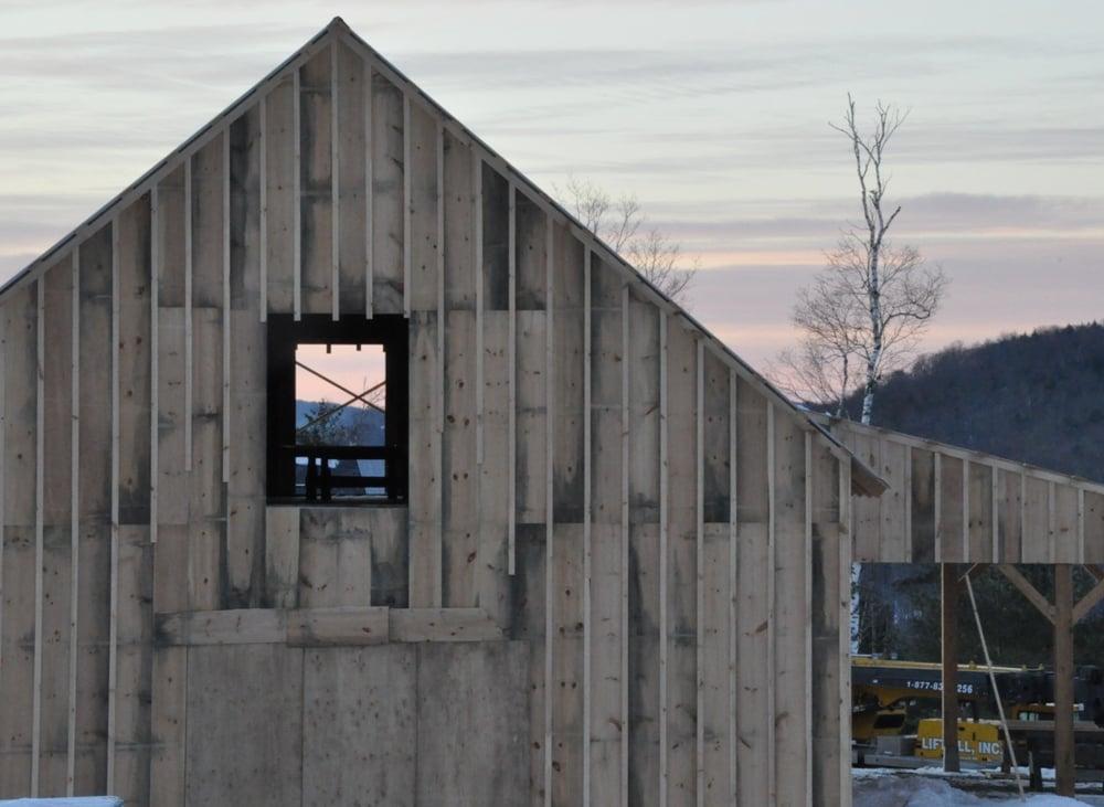 barn wood veneer panels