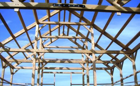 Hemlock Barn Frame