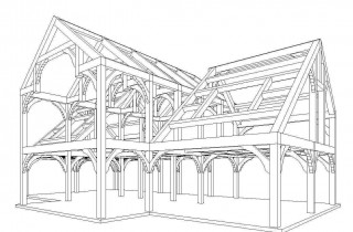 3D Truss and Barn Design
