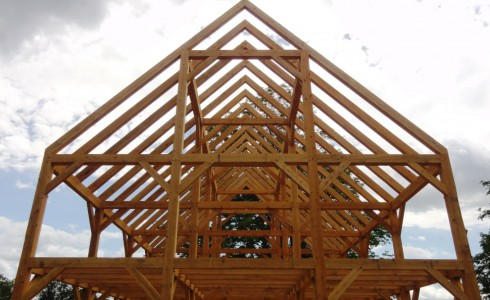 Traditional Barn Frame