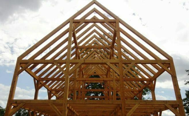 Traditional Barn Frame