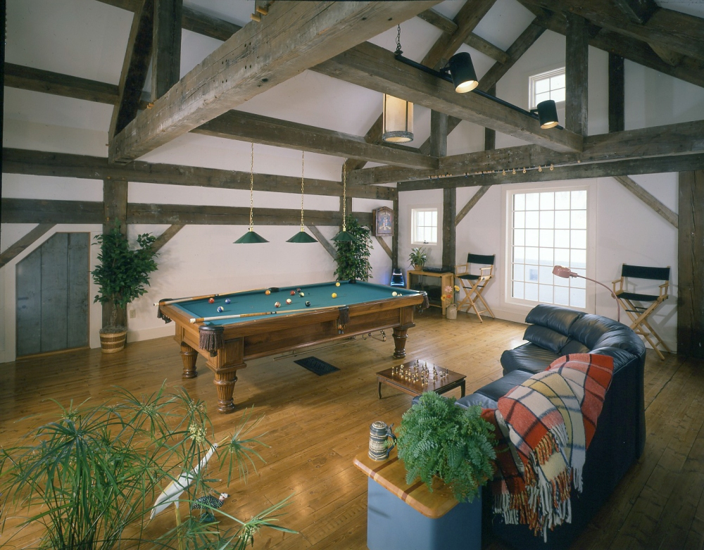 Recycled Timber Beams | Yellow Pine | Home