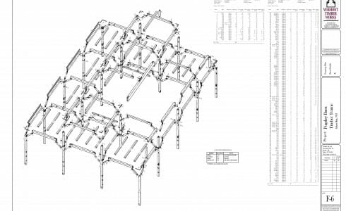 Plans For the Construction of the Pugsley Barn