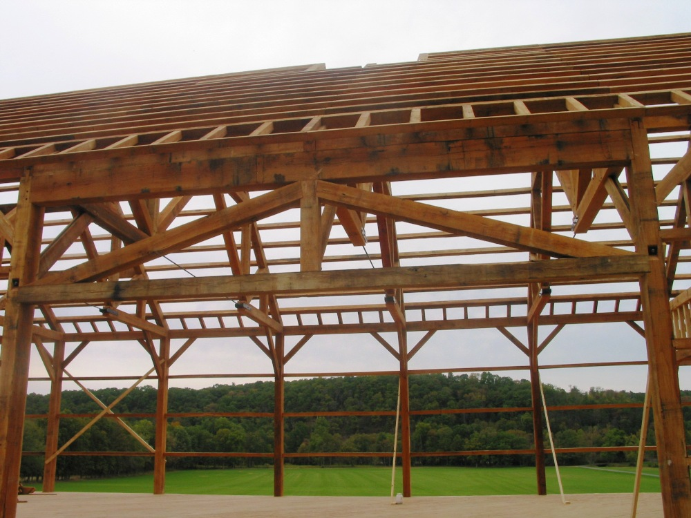 Traditional Timber Frame