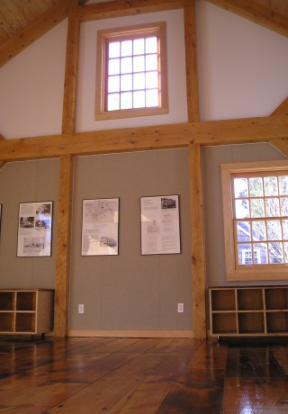 Wall Posts and Windows