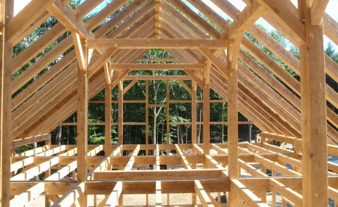 Timber Roof System