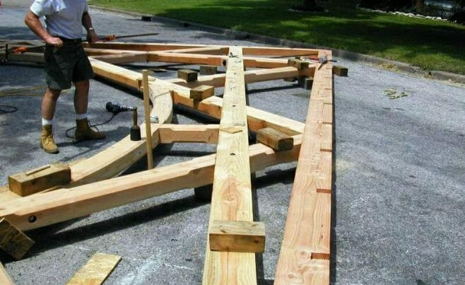 Church Truss Assembly