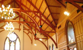 Heavy Timber Truss & Roof Framing System