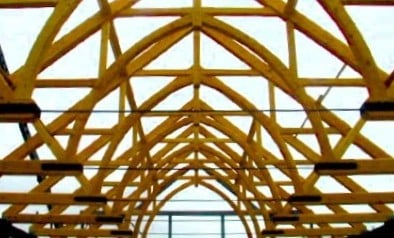 Arched Trusses Vermont Timber Works