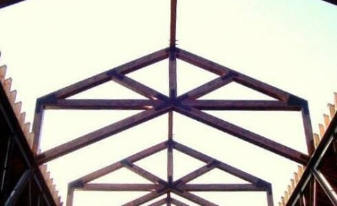 Church Timber Trusses