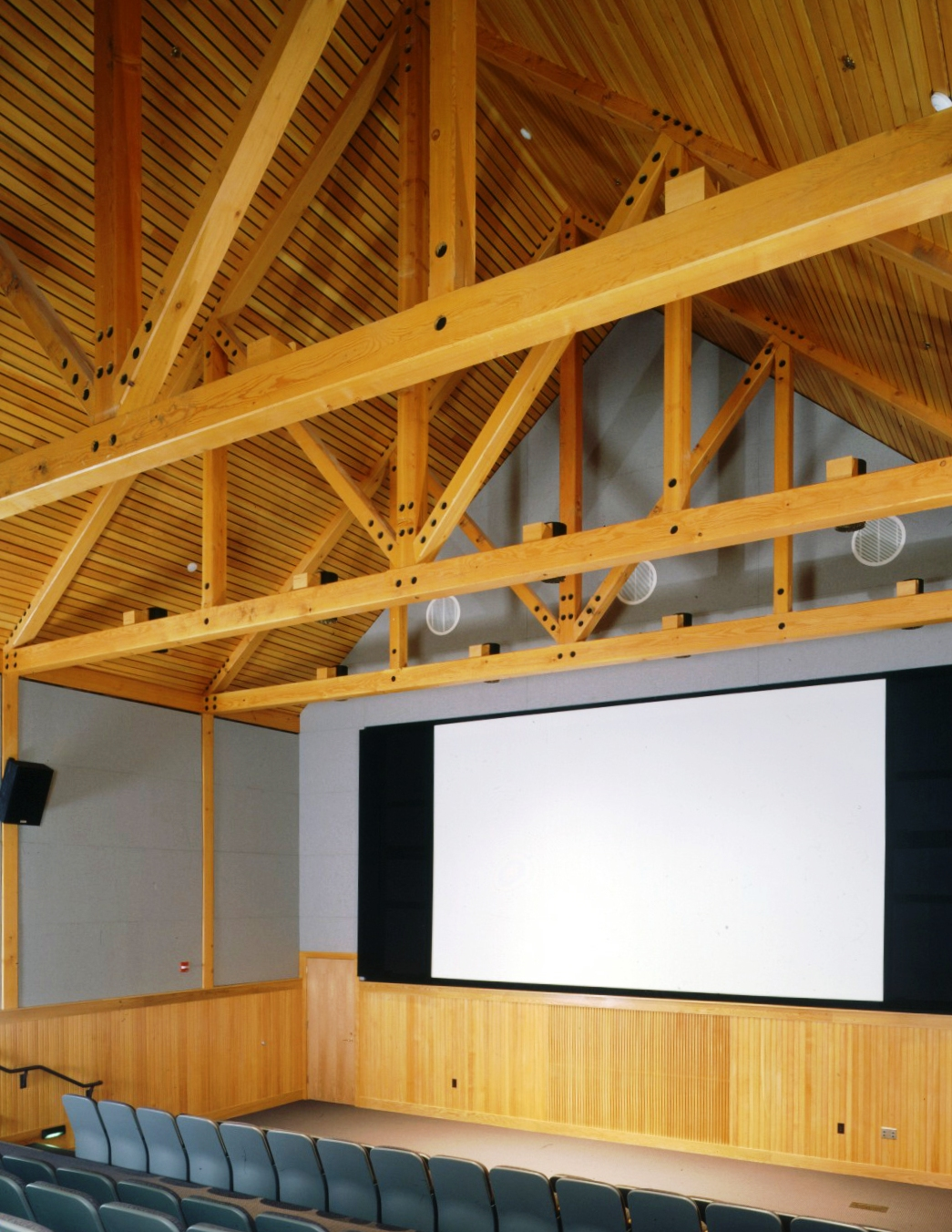 Wood ceiling beams and timber trusses for the billings for Timber frame design