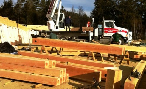 Post & Beam Construction