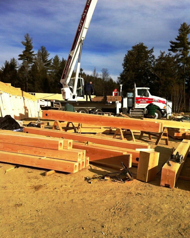 Post & Beam Construction
