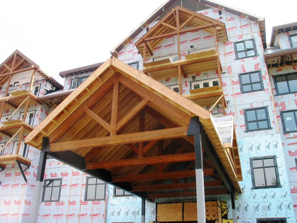 Come Visit Our Timber Frame Shop In Beautiful Vermont