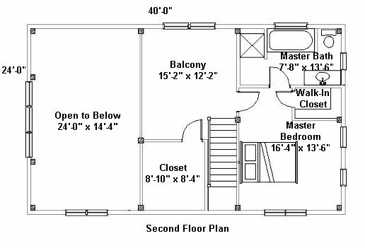Barn House Floor Plans