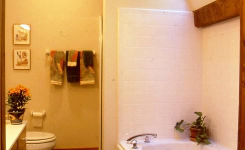 Timber Framed Bathroom