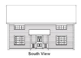 Exterior Design for Timber Home