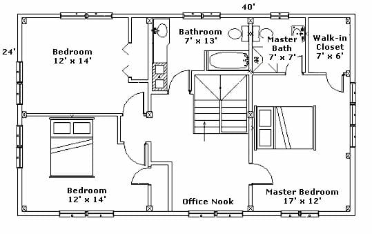 24X40 House Plan http://www.pic2fly.com/24X40+House+Plans.html