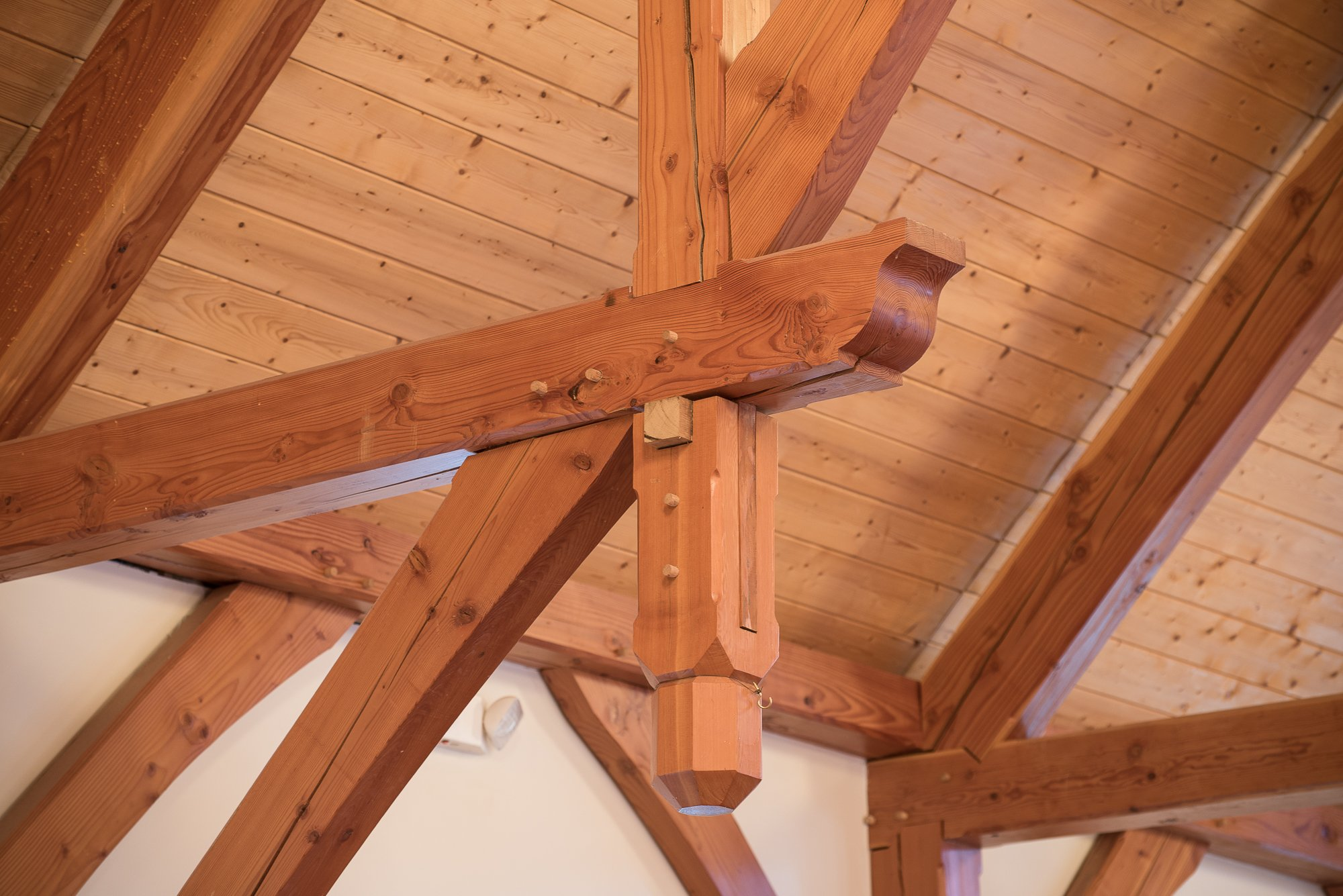 Traditional Timber Frame Joinery
