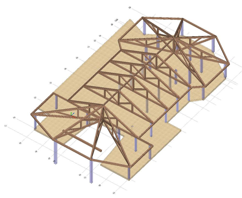 ansysanalysis of beam and truss system Learning centre structural systems the webs are manufactured with teeth and the teeth are pressed onto the chords by timber truss fabricators to form the parallel chord truss pryda have marketed their pryda longreach system for some years now.