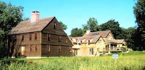 Historic Post and Beam Tavern