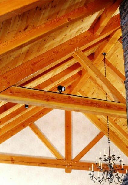 Custom Timber Truss
