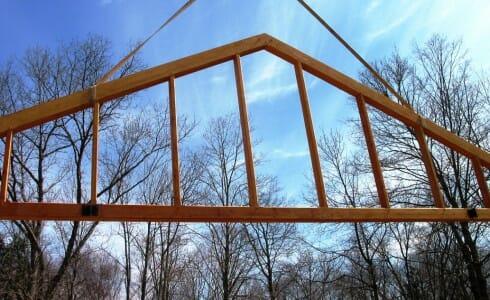 Timber Gable Truss