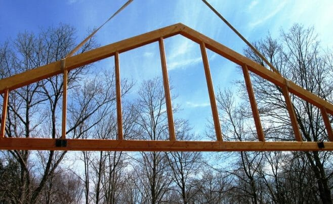 Timber Gable Truss