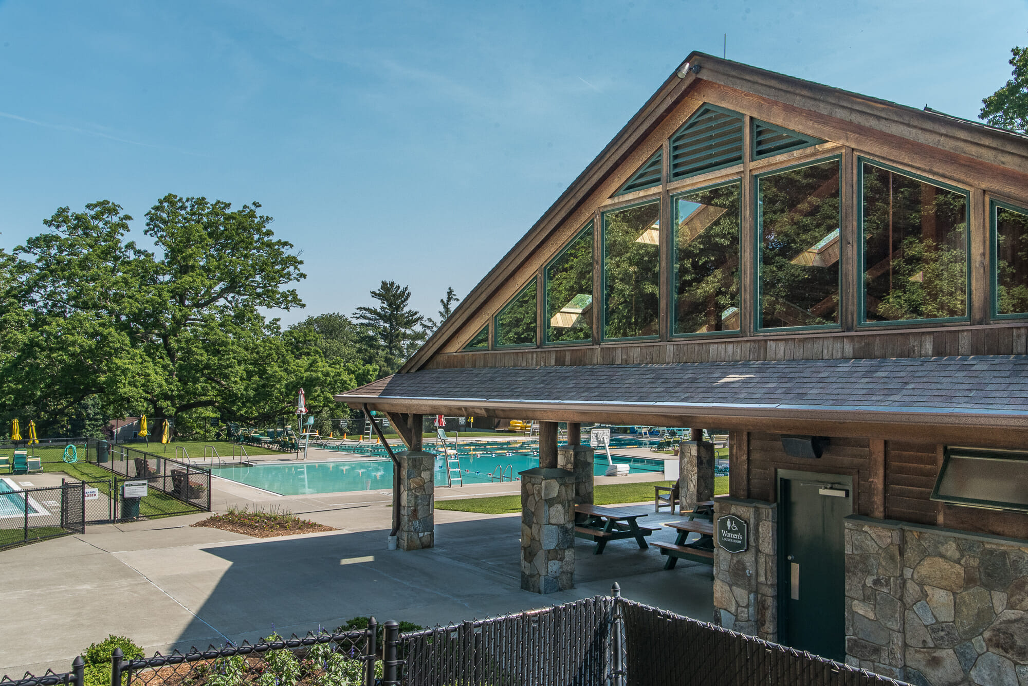 Katonah State Park Pool House