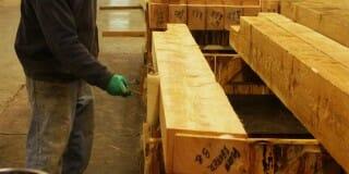 Applying Timber Finish