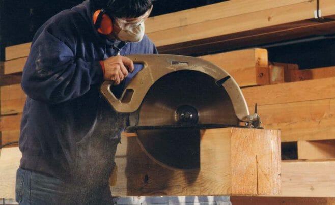 Timber Tools Big Saw