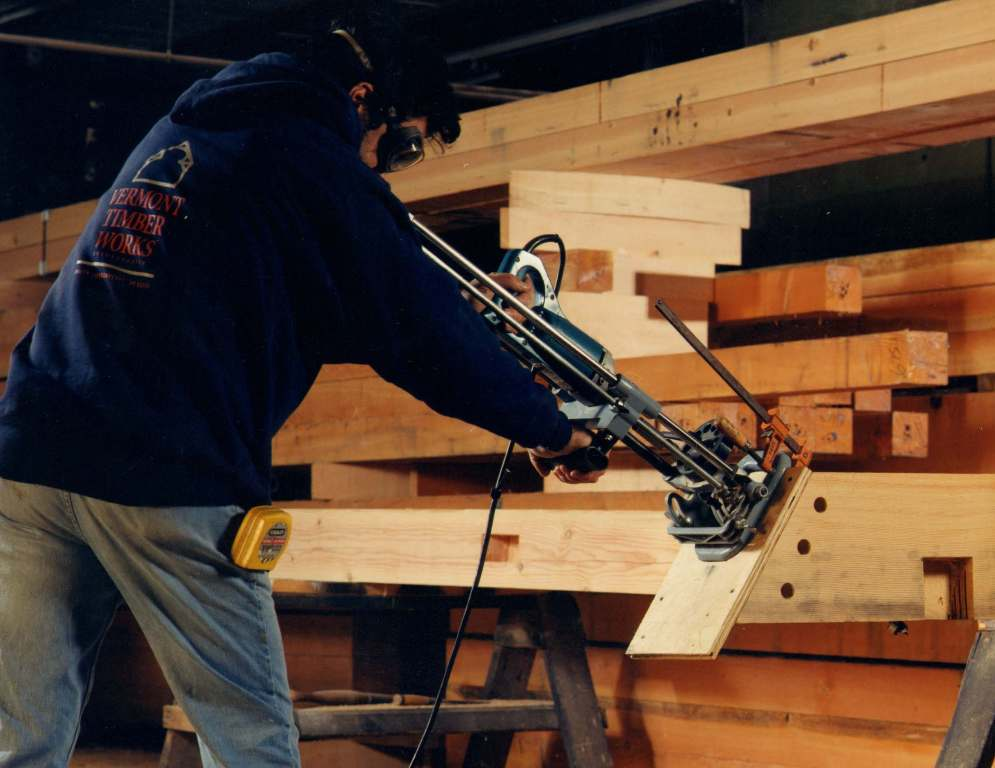 Tools Used In Timber Frame And Post Beam Construction