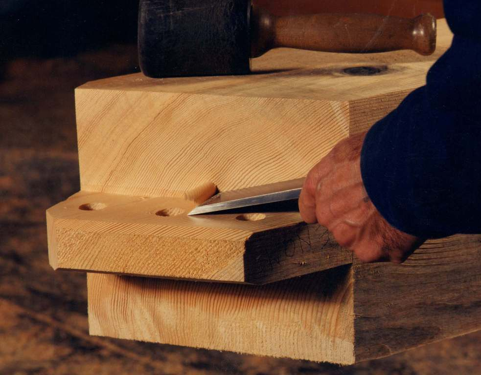 Tools Used in Timber Frame and Post & Beam Construction