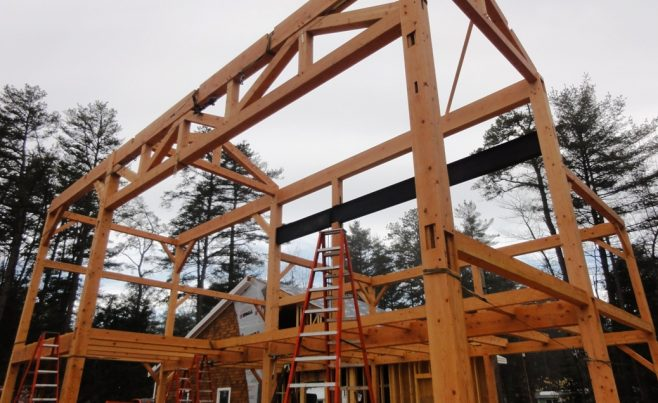 Post & Beam Girder Truss