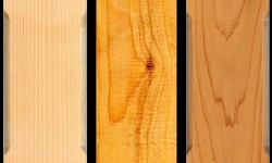 Cedar Wood Finishes