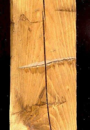 A Natural Timber Check