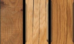 Oak Timber with Various Stains & Finishes