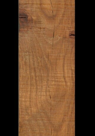 Rough Sawn White Oak with a Golden Oak Stain